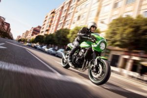 Z900RS CAFE - Action