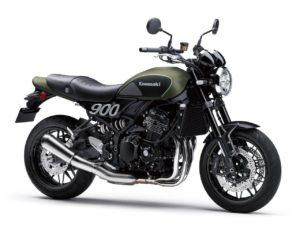 Z900RS - Metallic Matte Covert Green